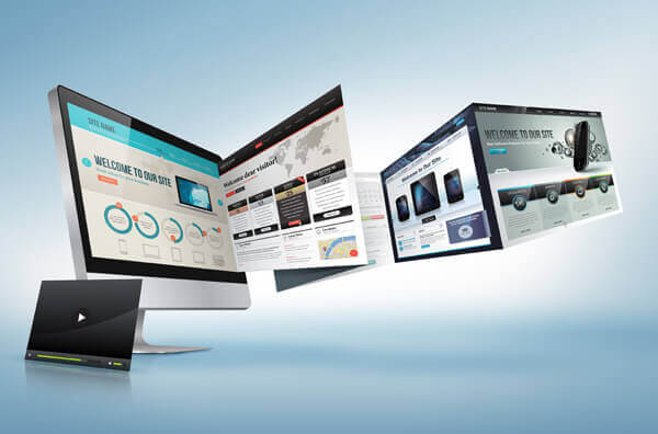 Website development and designing in Varanasi