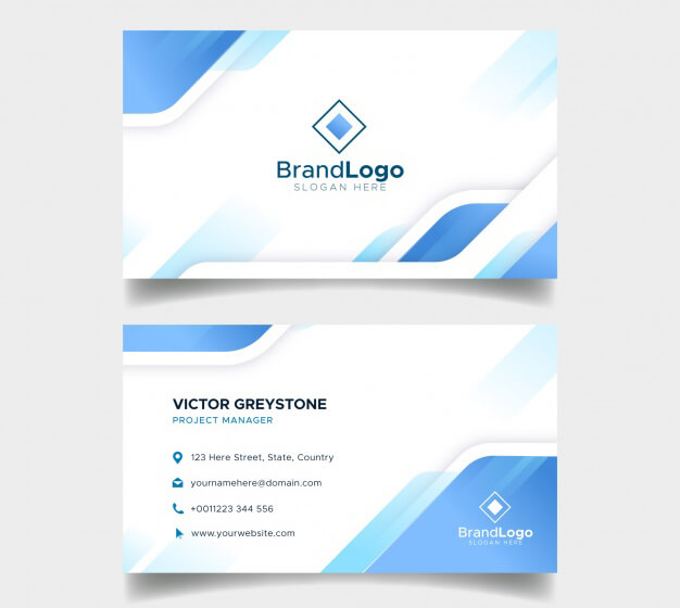 visiting card designing company in lucknow