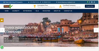 website development in varanasi